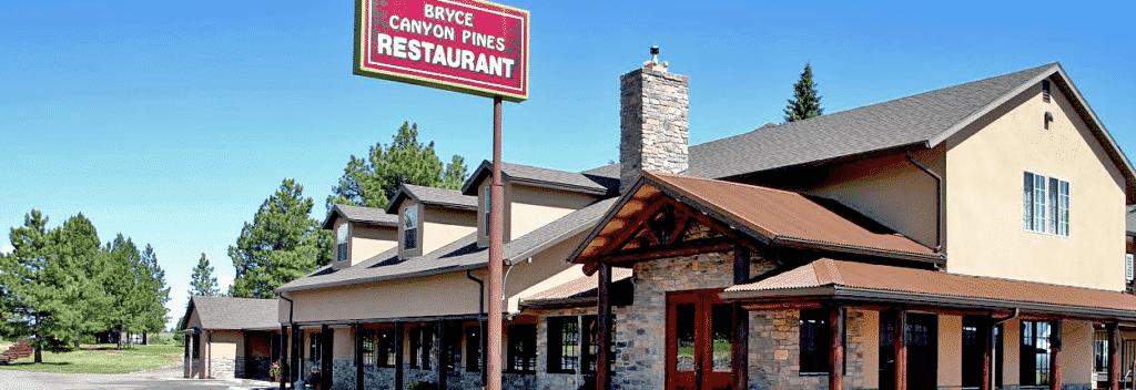 Bryce Canyon - Onde comer