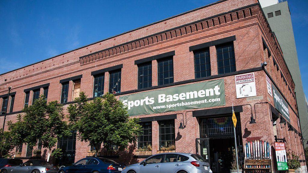 Onde comprar em San Francisco - loja esportiva