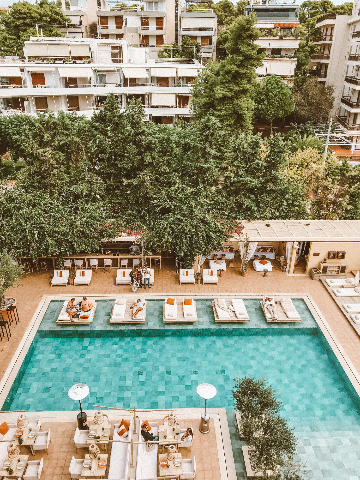 Onde ficar em Atenas: The Margi Hotel