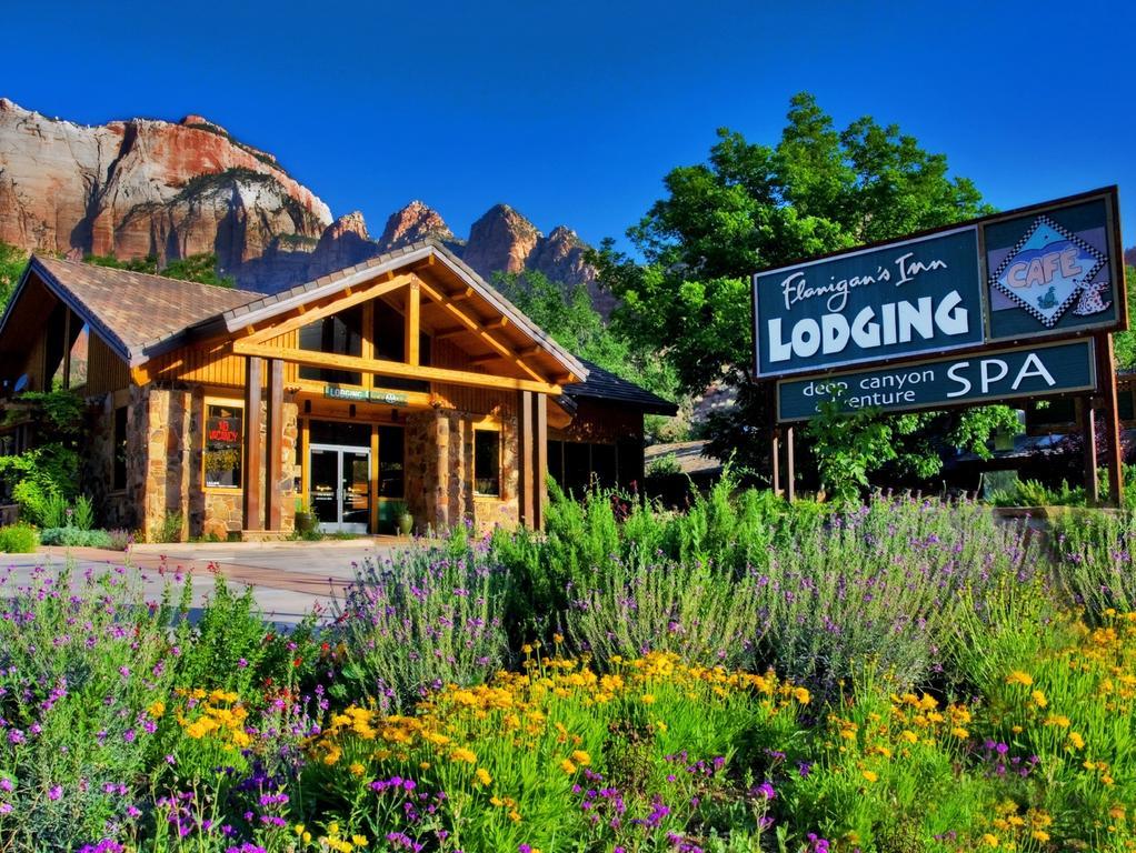 Zion National Park - onde ficar