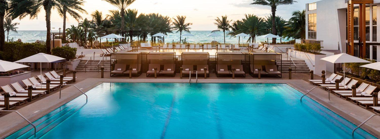 Hoteis em Miami - Eden Roc