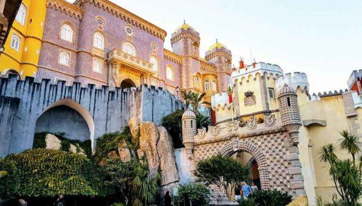 Sintra Portugal: O que fazer, Onde comer, hotéis e muito mais!