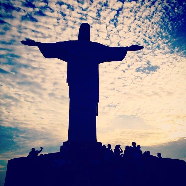 Cristo Redentor no Rio de Janeiro - parada obrigatória quanto for visitar a cidade - Foto: Flávio Antunes