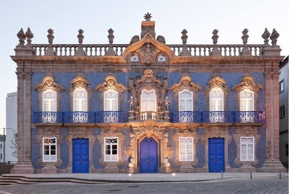 Palácio do Raio em Braga Portugal