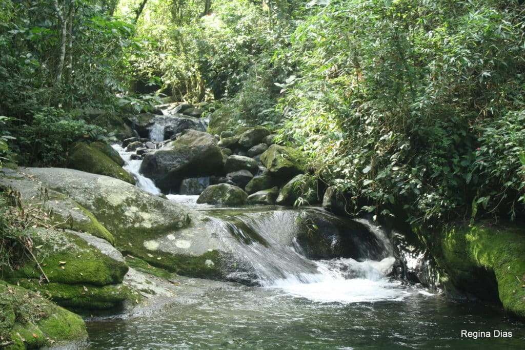 Poços das Esmeraldas em Penedo