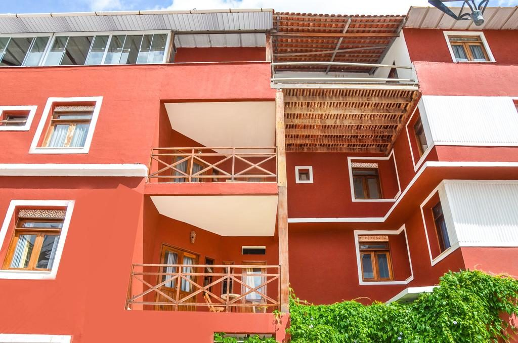 Pousadas em Fortaleza - Pousada Fortal fachada