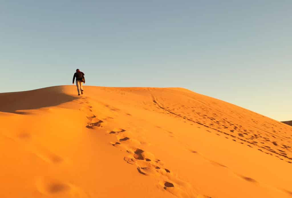 O incrível deserto do Saara - passeio IMPERDÍVEL