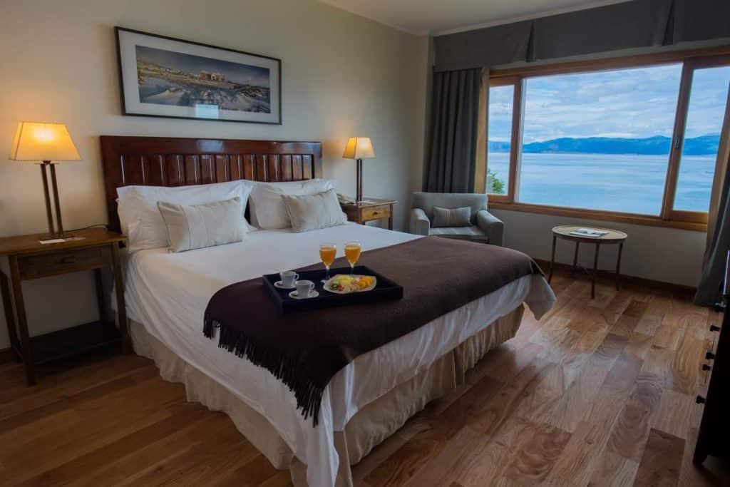 onde ficar em ushuaia - hotel cumbres del martial