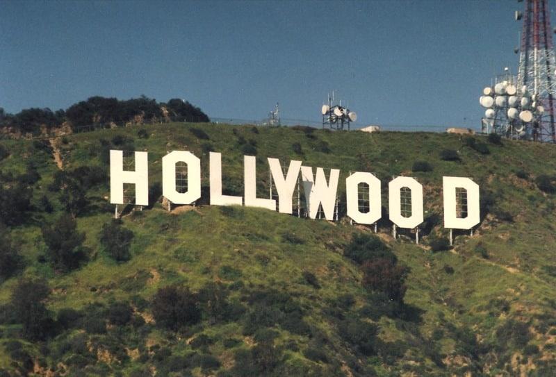 O famoso Letreiro de Hollywood - Foto: Ronda Marten via Flickr