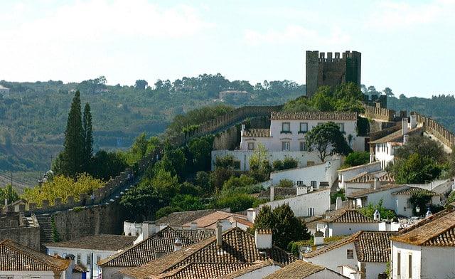 Castelo de Òbidos - Foto: Pedro Ribeiro Simões via Flickr