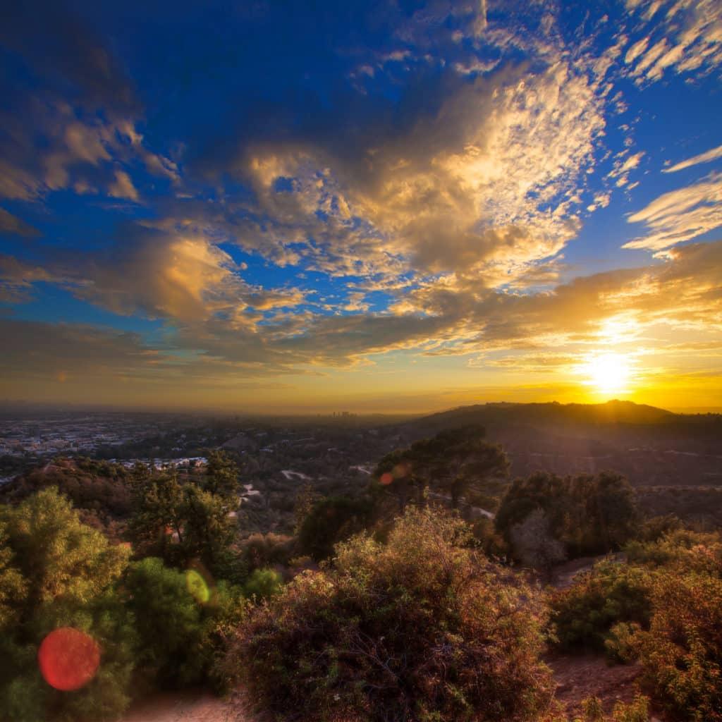por sol griffith observatory - O que fazer em Los Angeles