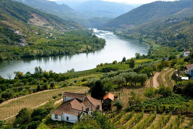Região do Douro em Portugal - Foto: Roshni Singaraja via Flickr