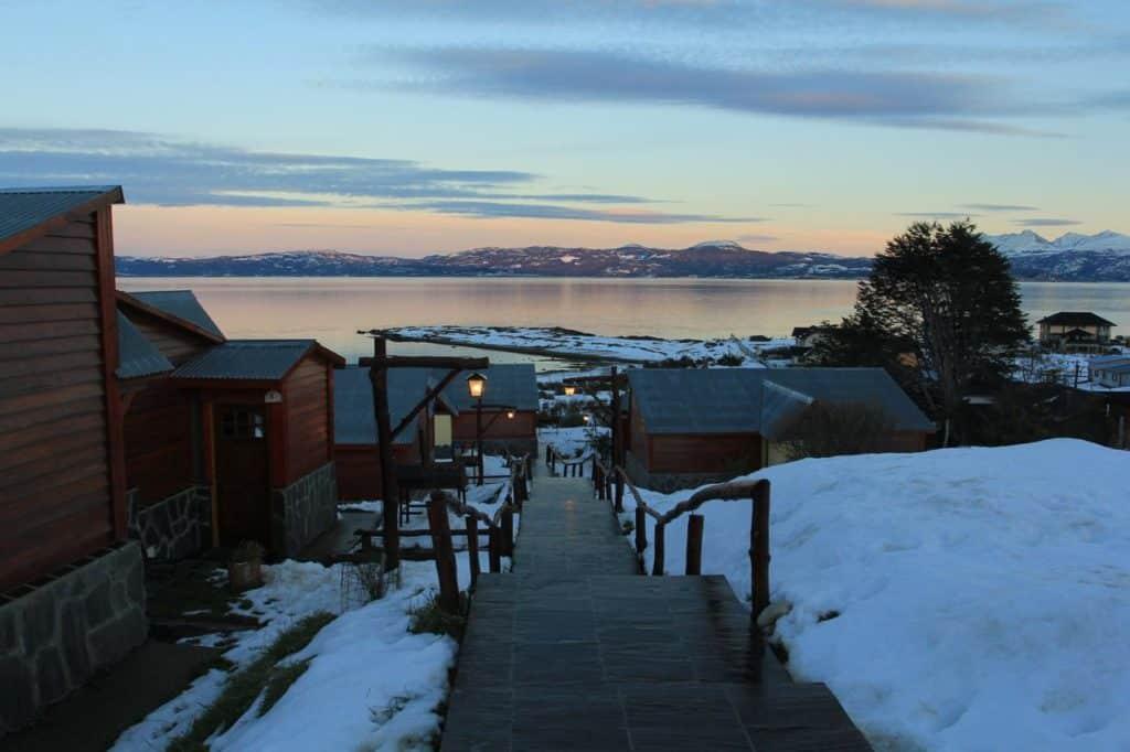 onde ficar em ushuaia - hotel terra incognita nevada