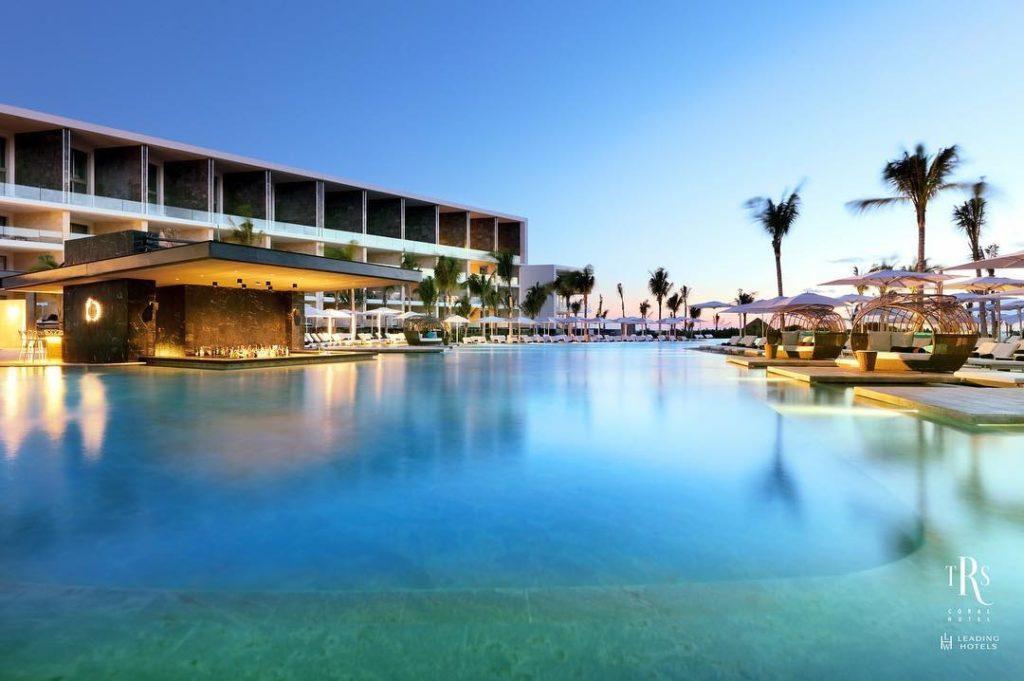 TRS Coral - foto piscina
