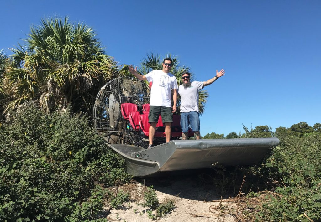 Sebring no airboat