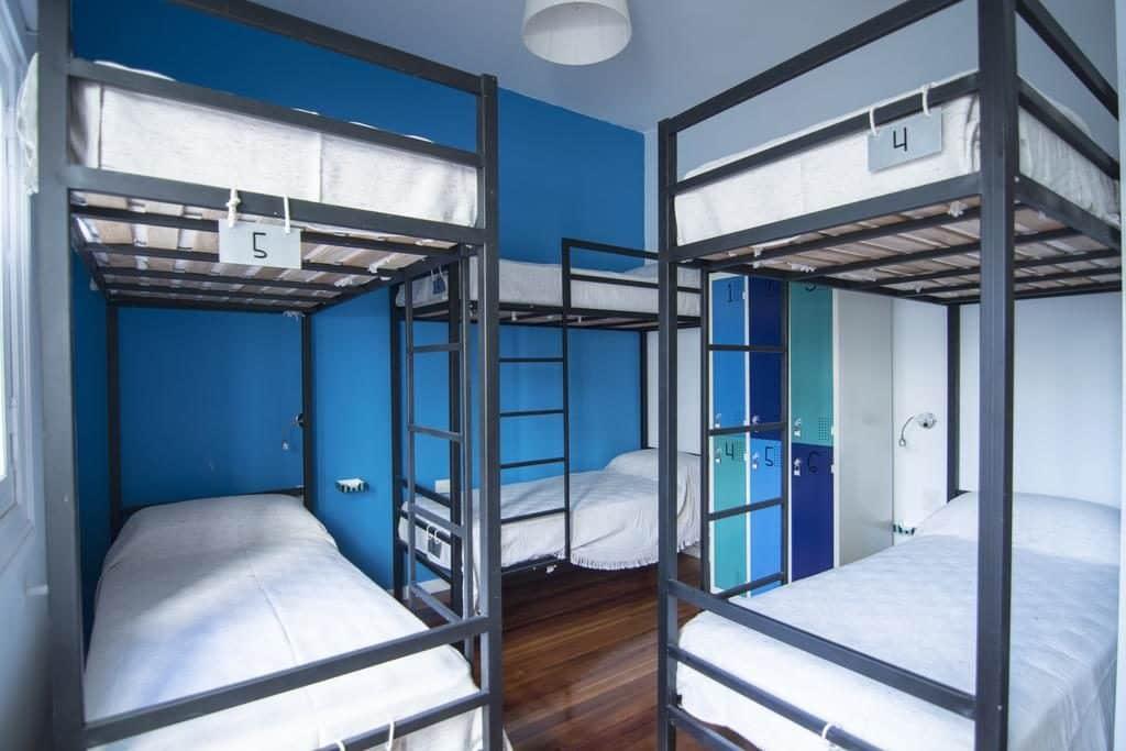 Onde ficar em Palermo Buenos Aires - Caravan BA Hostel