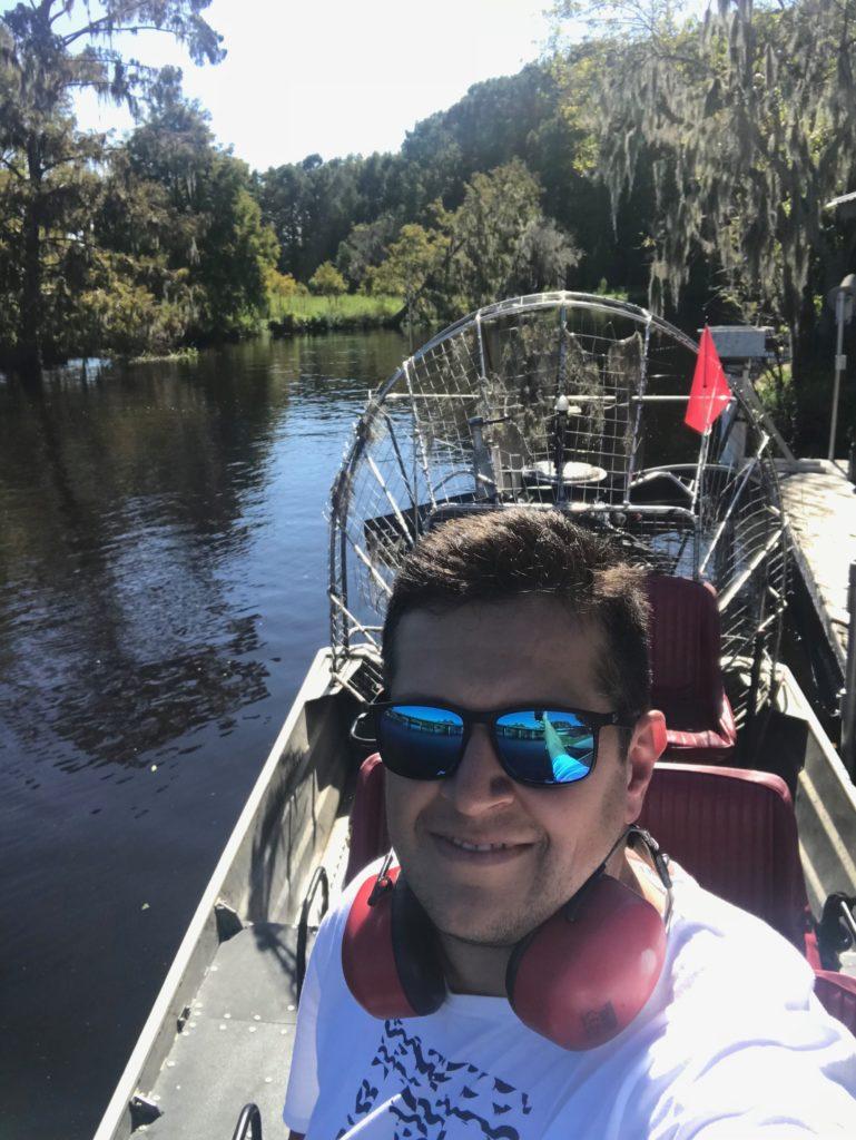 sebring passeio airboat