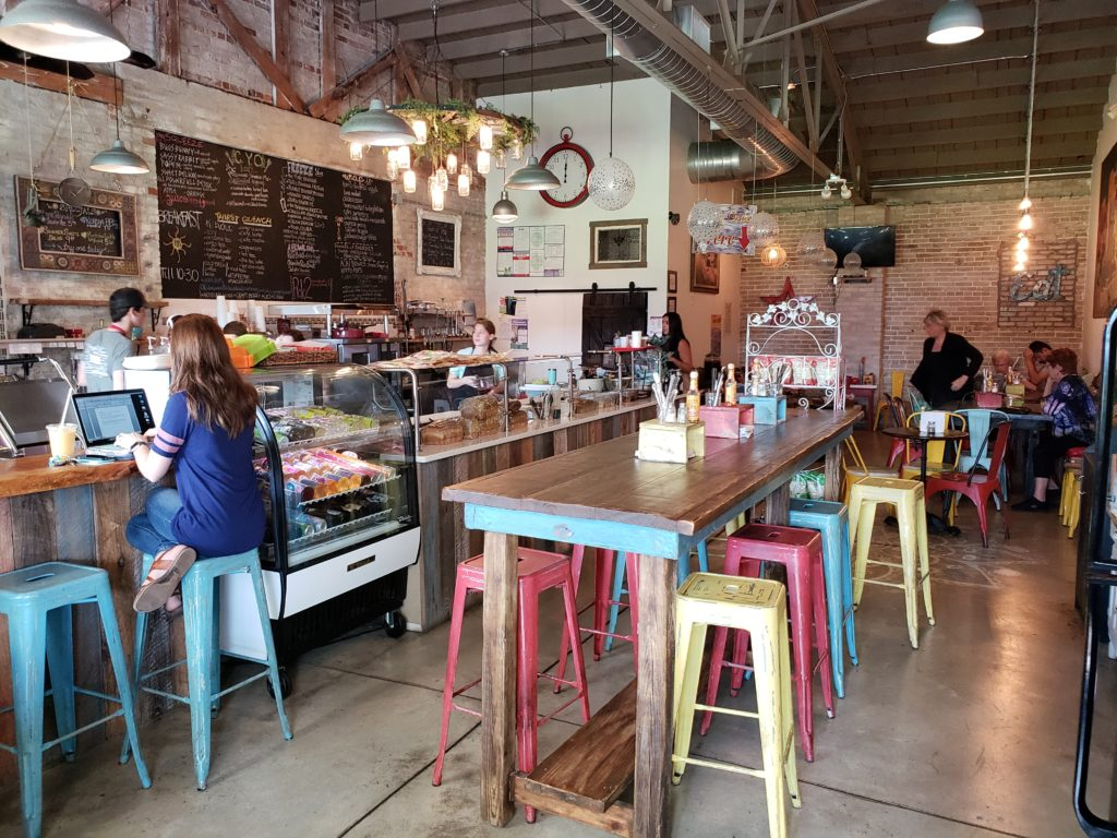 Good Cafe em Sebring