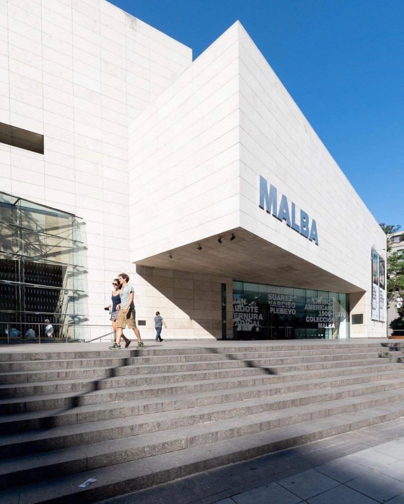 O MALBA - Museu de Arte Latino-Americana de Buenos Aires