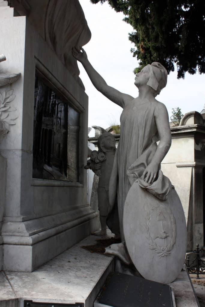 pontos turísticos buenos aires - cemiterio recoleta