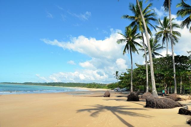 Praia dos Coqueiros em Trancoso, Bahia - Rodrigo Soldon via Flickr