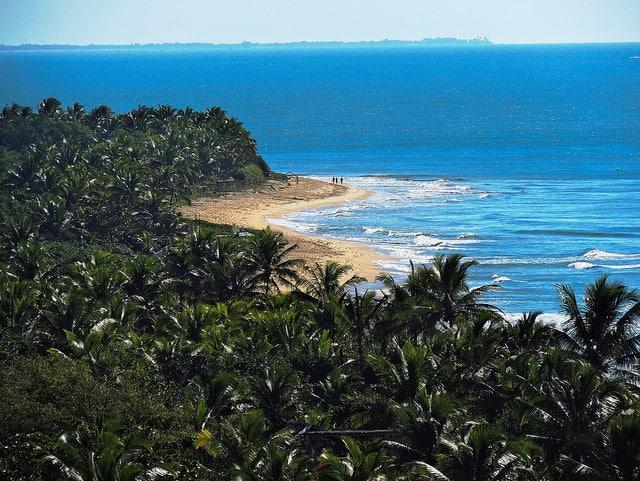 Praia de Trancoso, Bahia