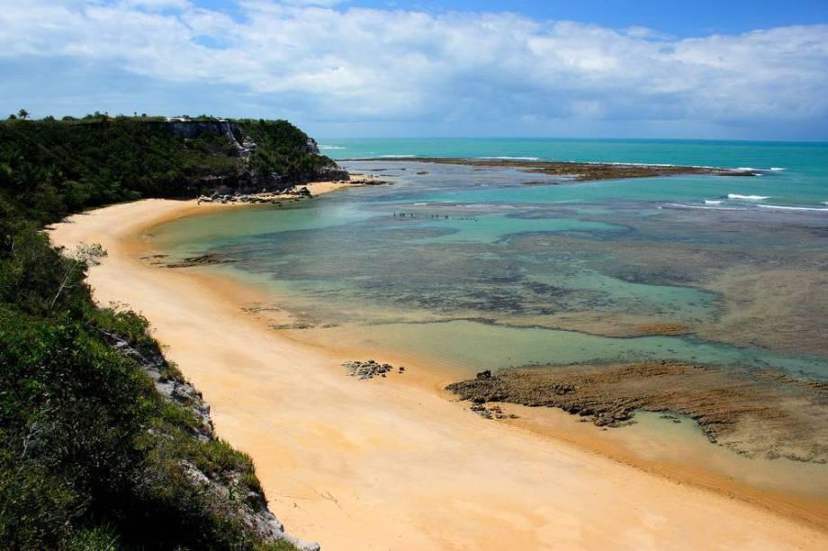 Praia do Espelho - Foto: Viagem e Turismo