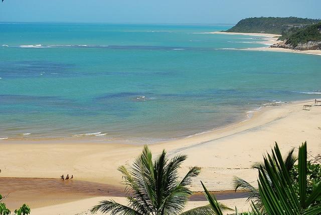 praia de trancoso