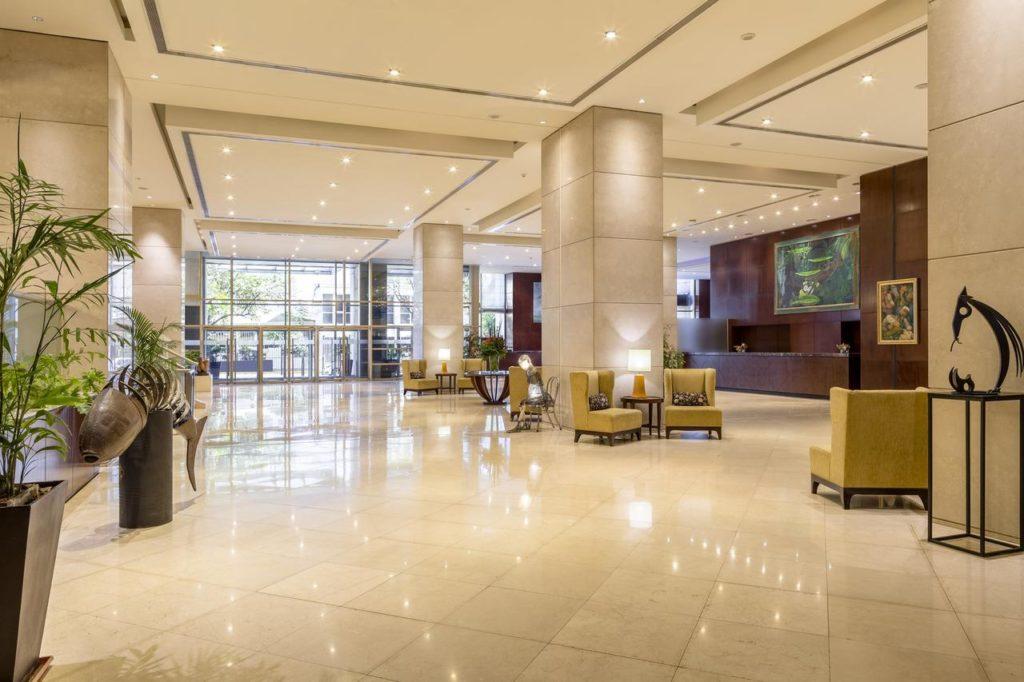 Sheraton Mendoza Hotel - lobby