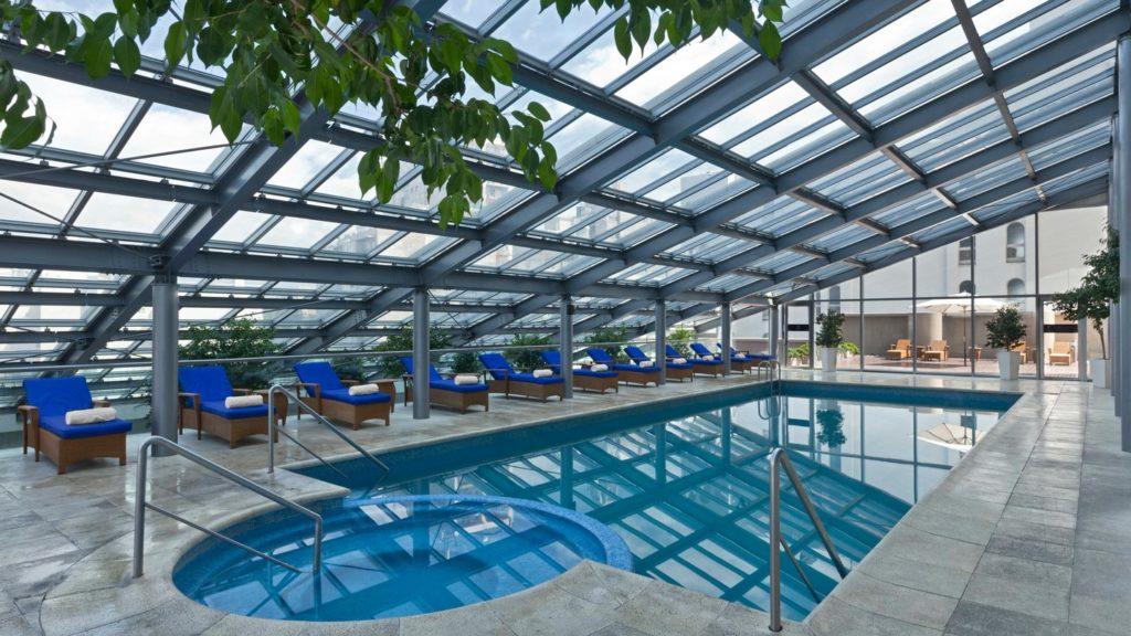 Sheraton Mendoza Hotel - piscina