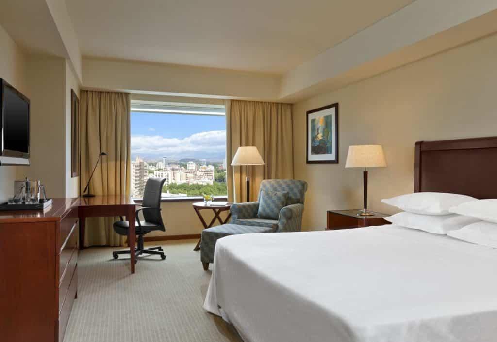 Sheraton Mendoza Hotel - quarto