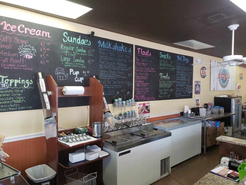 sorveteria em sebring