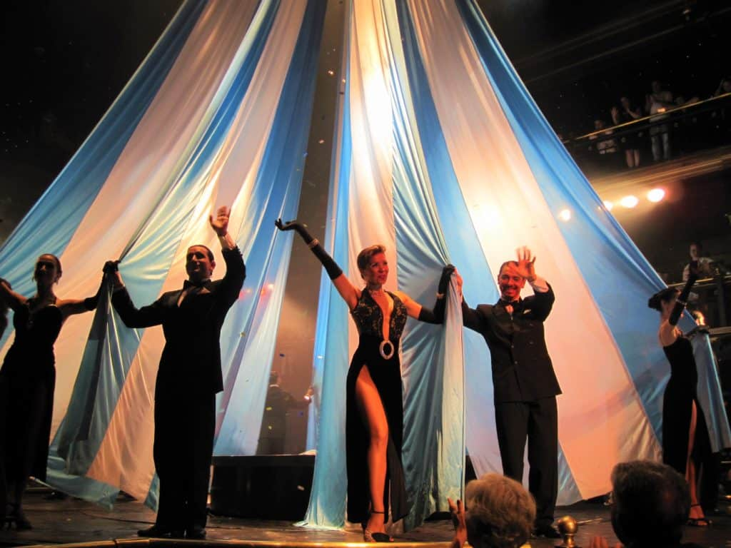 Show de Tango - Senhor Tango - o que fazer em Buenos Aires