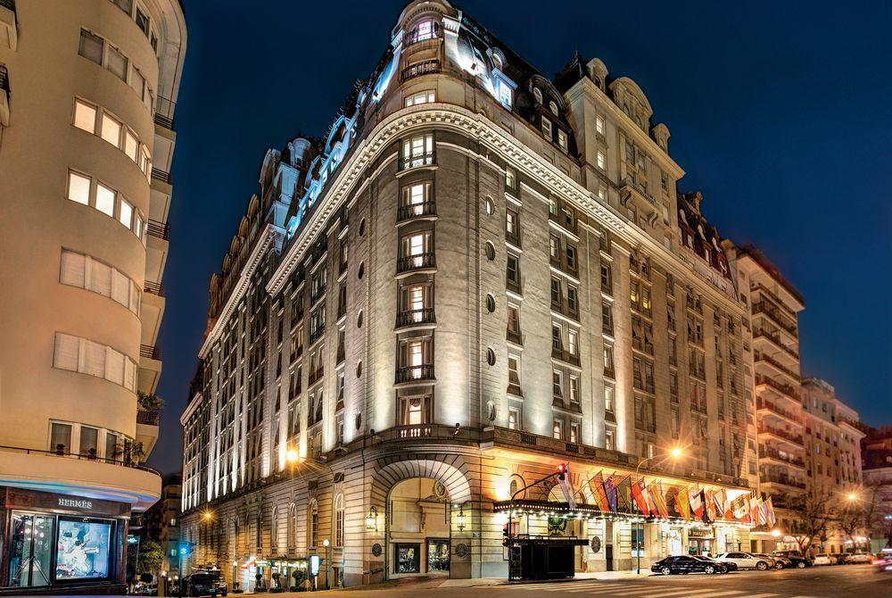 Onde ficar na Recoleta - Alvear Palace Hotel