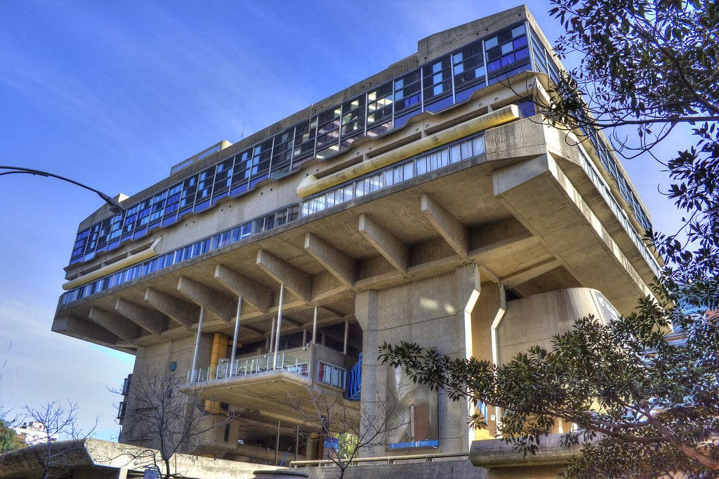 Biblioteca Nacional de Buenos Aires - Foto:  Halloween HJB