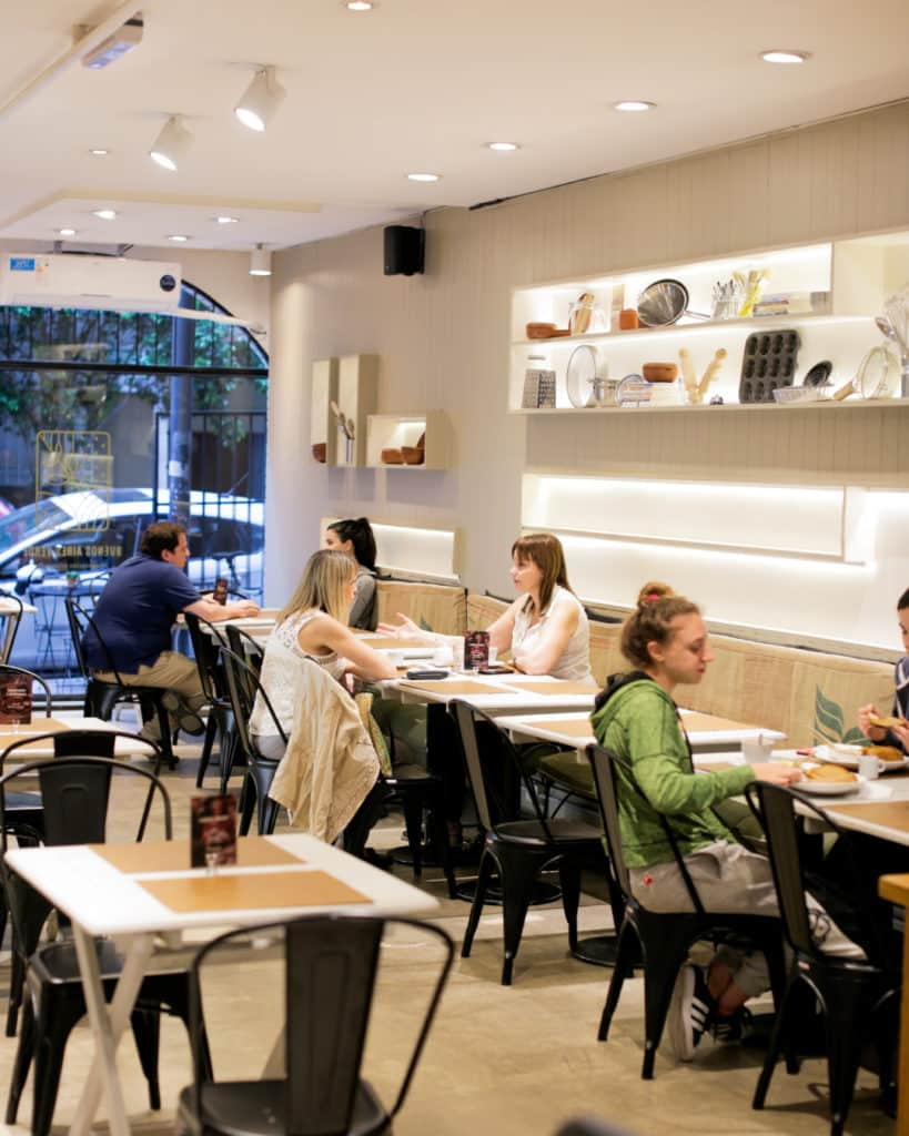 Restaurantes em Buenos Aires - Buenos Aires Verde