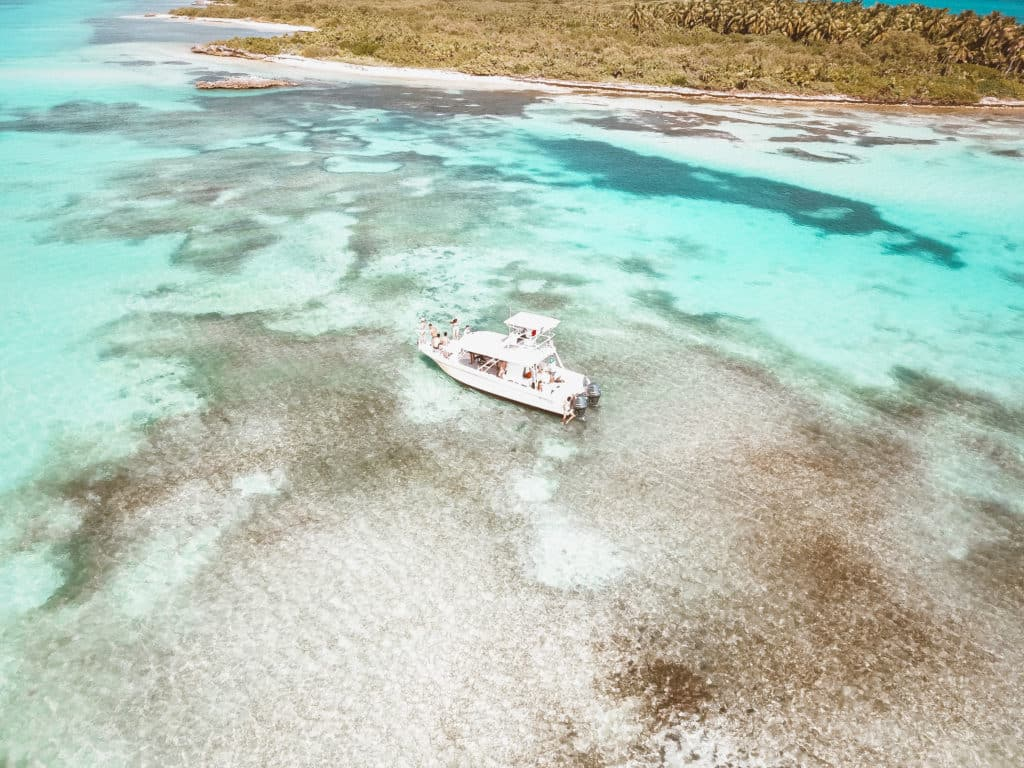 Isla Contoy - Lua de Mel em Cancun