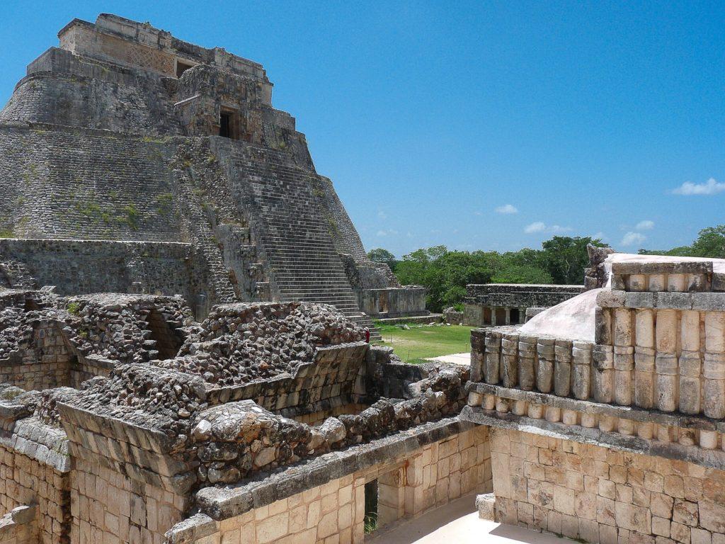 O sítio arqueológico de Chichén Itzá - Lua de Mel em Cancun