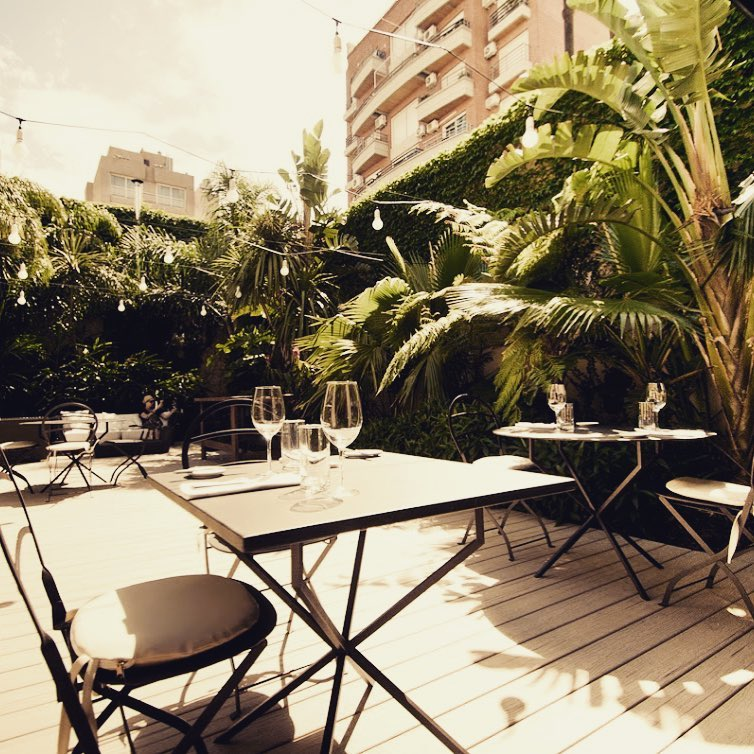 Restaurantes Buenos Aires - UCO Restaurante