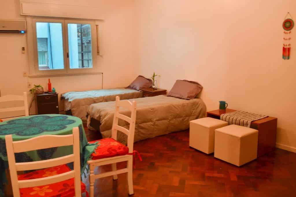 Onde ficar em Buenos Aires - Departamento Centro Retiro