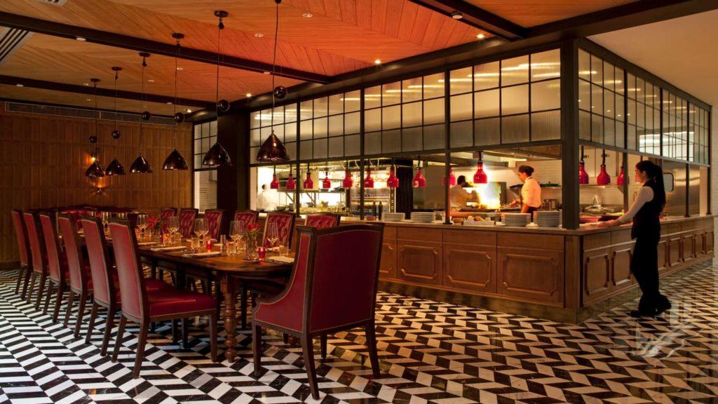 Restaurantes Buenos Aires. O Restaurante Elena Four Seasons Hotel em Buenos Aires