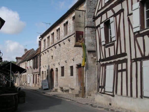Grange aux Dimes - Foto:  Provins  via Facebook