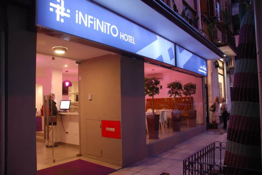 Infinito Hotel - Hotel em Buenos Aires