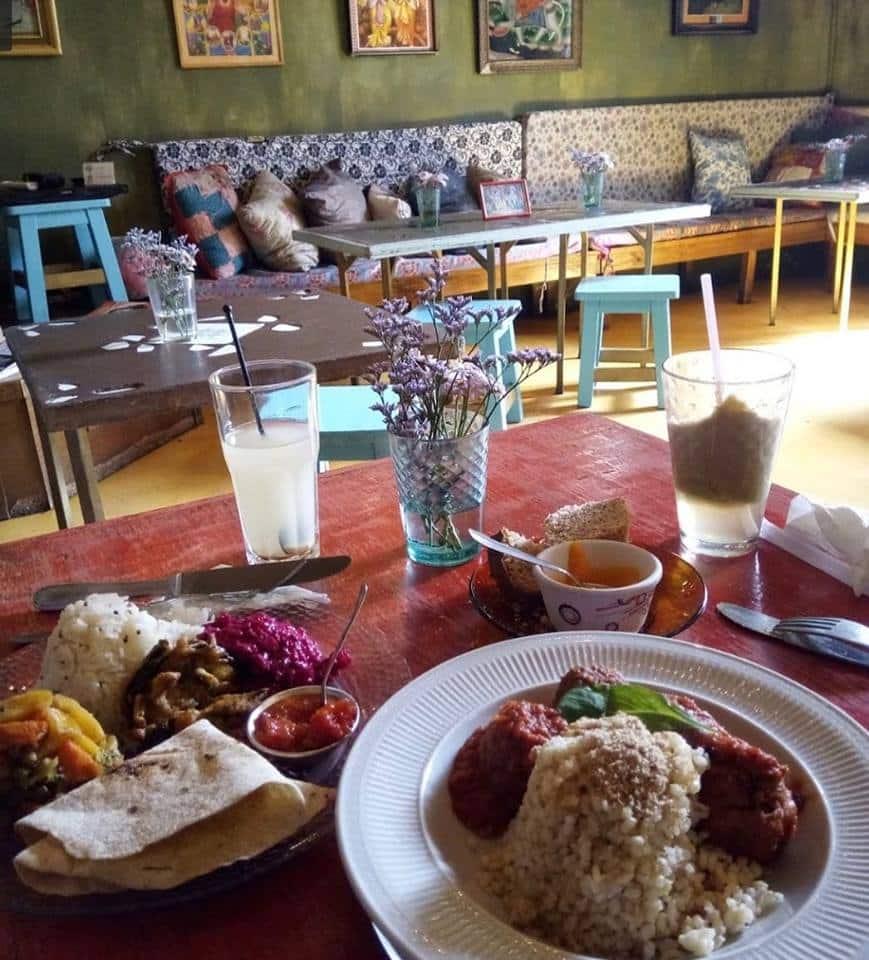 Onde comer em Buenos Aires - Krishna Veggie