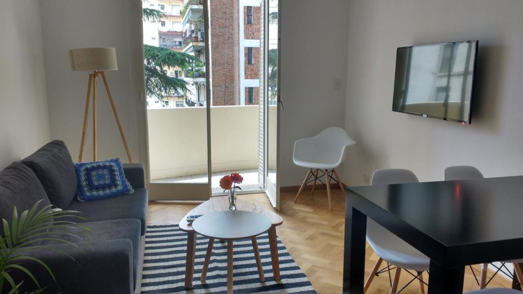Las Heras Suite em Buenos Aires