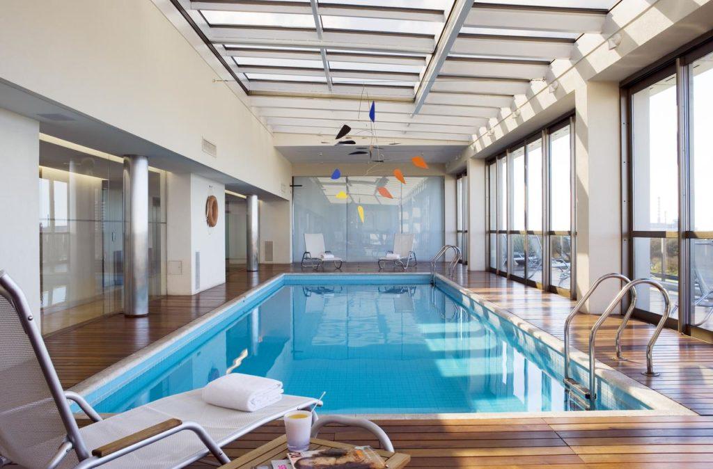 piscina Hotel Madero
