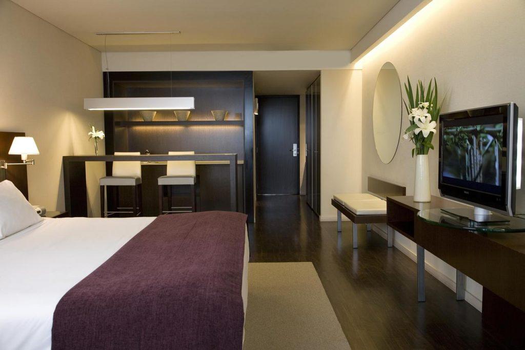 quarto Hotel Madero