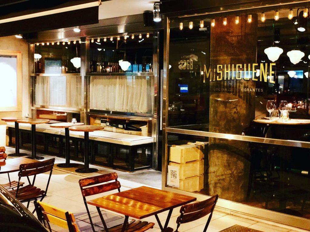 Restaurantes Buenos Aires - O Mishiguene