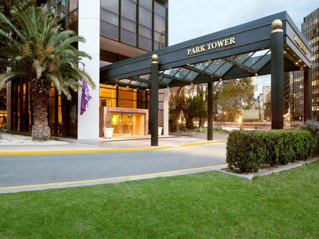 Hoteis 5 estrelas em Buenos Aires - Park Tower Hotel
