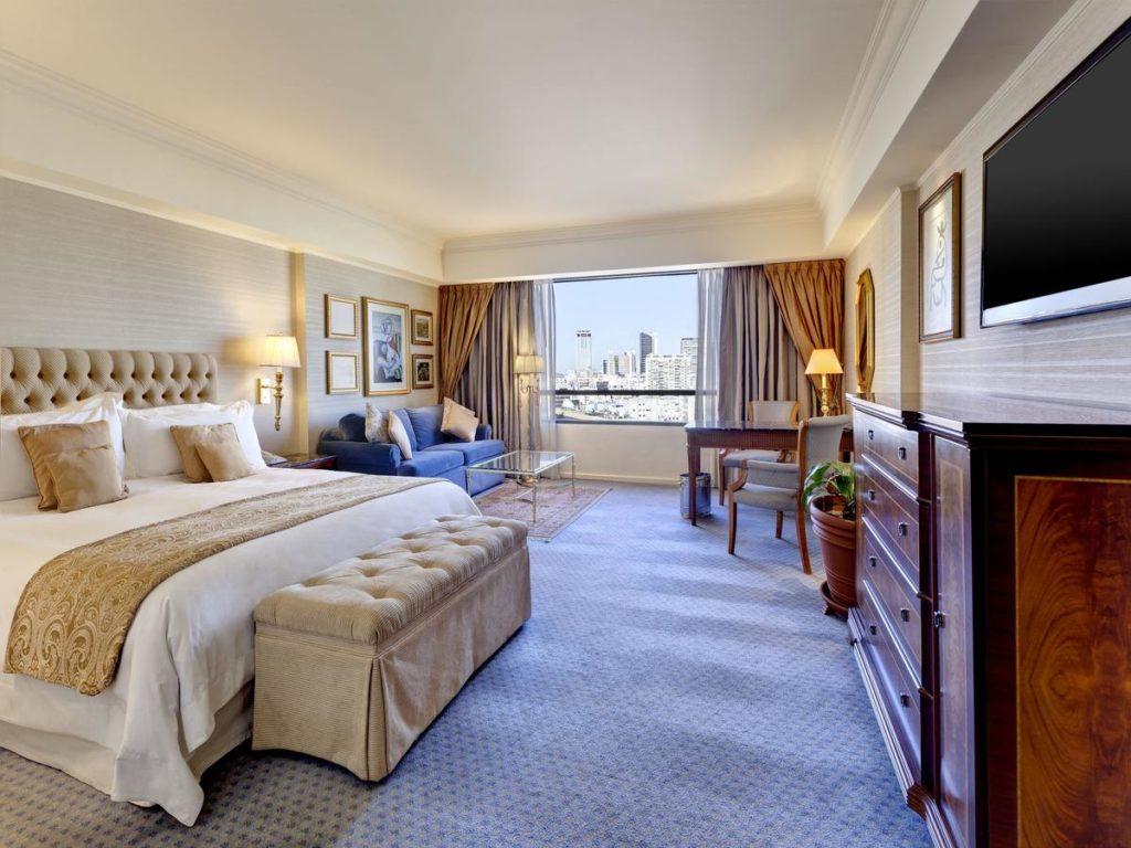 Onde ficar em Buenos Aires - Park Tower Hotel